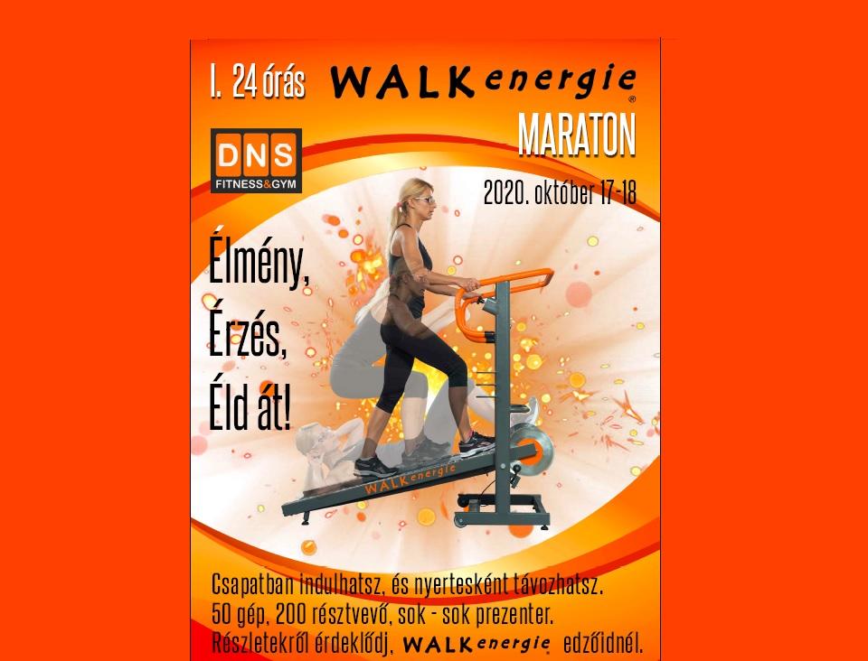 WALKenergie maraton